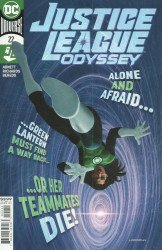 DC Comics's Justice League: Odyssey Issue # 22
