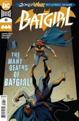 DC Comics's Batgirl Issue # 49