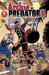 Archie Comics Group's Archie vs Predator 2 Issue # 3c