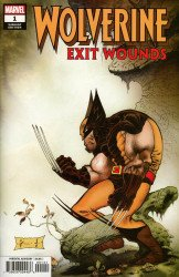 Marvel Comics's Wolverine: Exit Wounds Issue # 1d