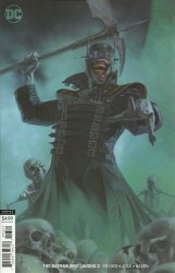 DC Comics's Batman Who Laughs Issue # 3b