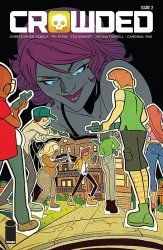 Image Comics's Crowded Issue # 2