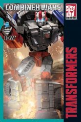IDW Publishing's Transformers: Combiner Wars - Wave 3 Issue # 4