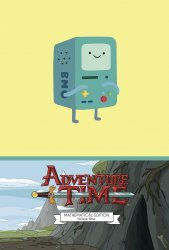 KaBOOM!'s Adventure Time Hard Cover # 9