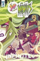 IDW Publishing's Jem and the Holograms: The Misfits - Infinite Issue # 3