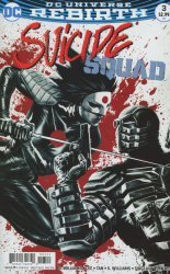 DC Comics's Suicide Squad Issue # 3b