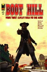Main Enterprises's Boot Hill Issue # 2
