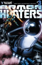 Valiant Entertainment's Armor Hunters Issue # 3d