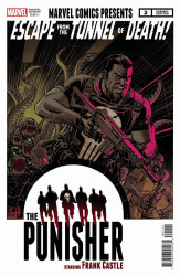 Marvel Comics's War of the Realms: Punisher Issue # 2b