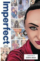 Zuiker Press's Imperfect: A Story of Body Image Soft Cover # 1