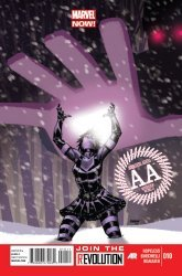 Marvel Comics's Avengers Arena Issue # 10