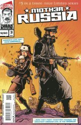 Alterna Comics's Mother Russia Issue # 3