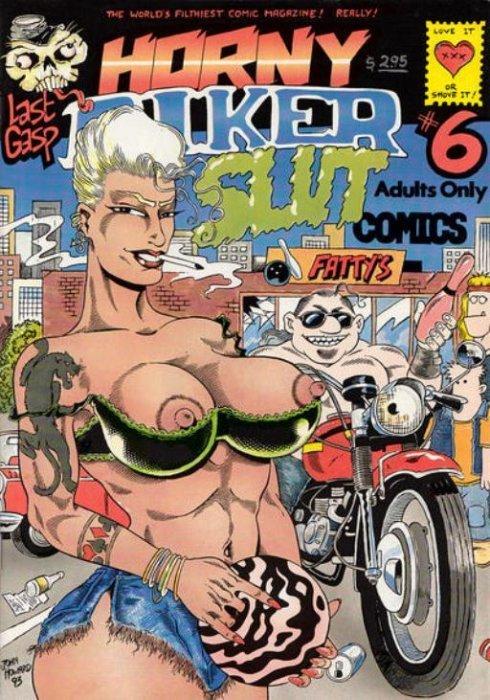 Dirty Slut Comics
