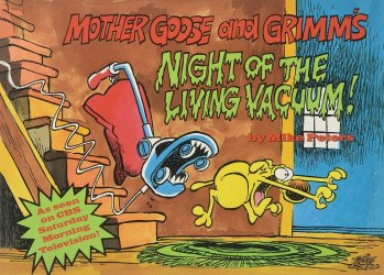 Topper Books's Mother Goose and Grimm's Night of the Living Vacuum! Soft Cover # 1