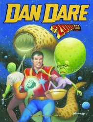 Rebellion's Dan Dare: 2000 A.D. Years Hard Cover # 2