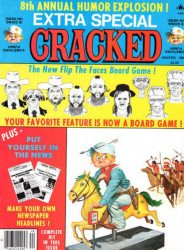 Major Magazines's Extra Special Cracked Issue # 8