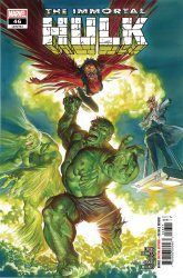 Marvel Comics's The Immortal Hulk  Issue # 46