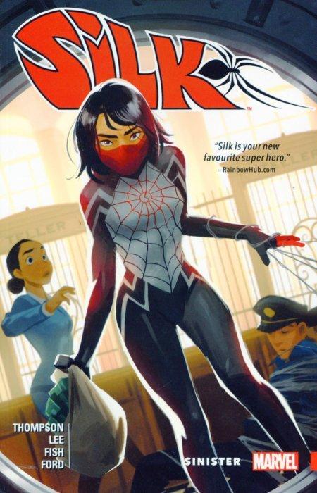 Silk 1 Marvel Comics Comicbookrealm Com