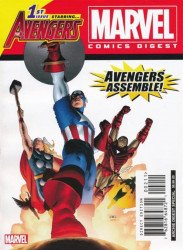 Archie Comics Group's Marvel Comics Digest Issue # 2