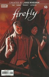 BOOM! Studios's Firefly Issue # 10