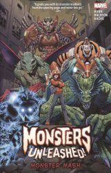 Marvel Comics's Monsters Unleashed TPB # 1