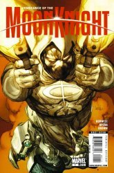 Marvel Comics's Vengeance of the Moon Knight Issue # 1