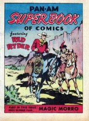 Western Printing Co.'s Pan-Am: Super Book of Comics Issue # 4