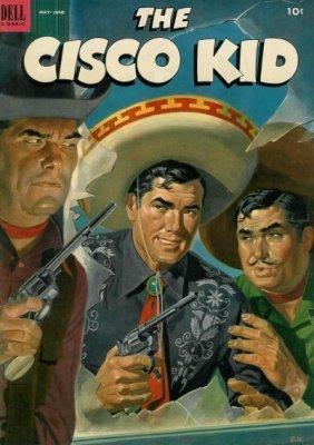 Dell Publishing Cos Cisco Kid Issue 15