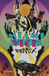 IDW Publishing's Miami Vice Remix TPB # 1b