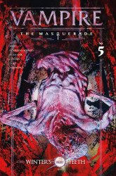 Vault Comics's Vampire: The Masquerade Issue # 5
