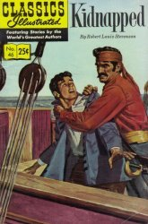 Gilberton Publications's Classics Illustrated #46: Kidnapped Issue # 1p