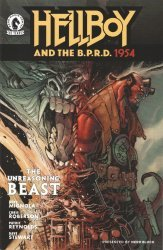 Dark Horse Comics's Hellboy and the B.P.R.D. 1954: Unreasoning Beast Issue # 1comic block