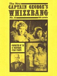 Memory Lane Publications's New Captain George's Whizzbang Issue # 17