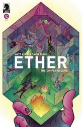 Dark Horse Comics's Ether Copper Golems Issue # 2