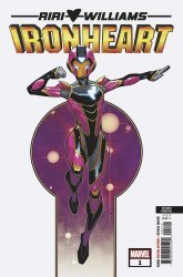 Marvel Comics's Ironheart Issue # 1 - 2nd print