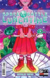 Oni Press's Space Battle: Lunchtime Issue # 1