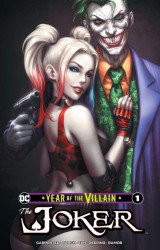 DC Comics's Joker: Year of the Villain Issue # 1unknown