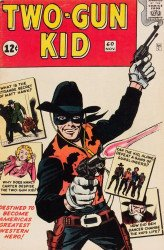 Marvel Comics's Two-Gun Kid Issue # 60b