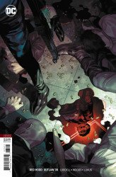 DC Comics's Red Hood and the Outlaws Issue # 35b