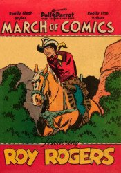 Western Printing Co.'s March of Comics Issue # 62d