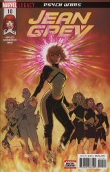 Marvel Comics's Jean Grey Issue # 10