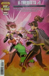 Marvel Comics's Age of X-Man: X-Tremists Issue # 1e