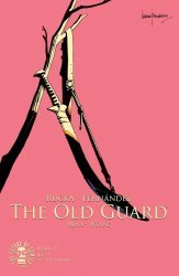 Image Comics's Old Guard Issue # 2 - 2nd print