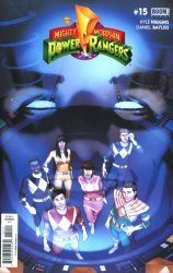 BOOM! Studios's Mighty Morphin Power Rangers Issue # 15