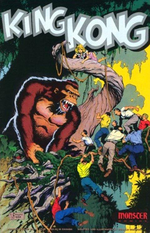 Kong Monster Island On Tv
