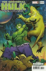 Marvel Comics's The Immortal Hulk  Issue # 45d