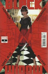 Marvel Comics's Black Widow Issue # 4