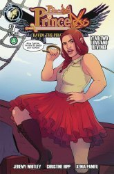 Action Lab Entertainment's Princeless: Raven the Pirate Princess - Year Two Issue # 7