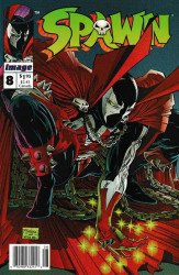 Image Comics's Spawn Issue # 8b