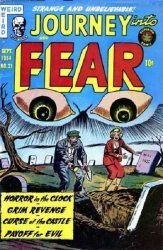 Superior Comics's Journey Into Fear Issue # 21